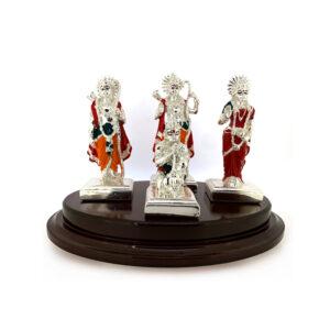 Ram Laxman Sita in idol
